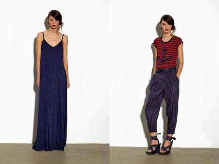 DKNY Clothing Line 2010-2011