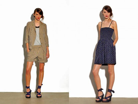 DKNY Clothing Line Fall-Winter