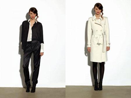 DKNY Urban Clothing Line 2010-2011 Fall-Winter