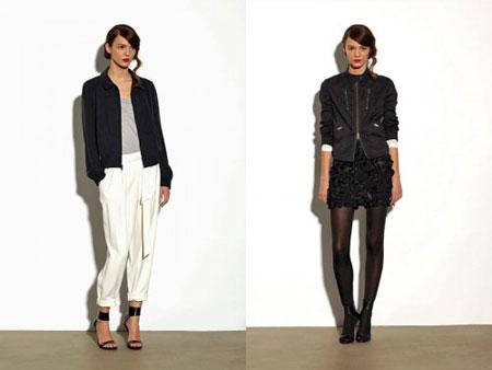 DKNY Urban Clothing Line Fall-Winter