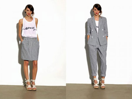DKNY Urban Clothing Line