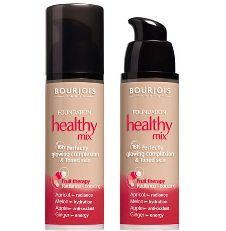 Foundation Bourjois Healthy Mix