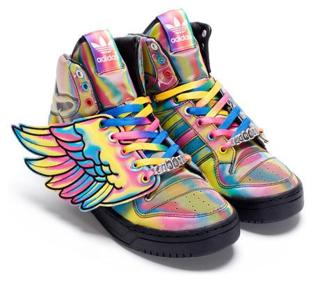 Jeremy Scott Adidas Originals Spring 2010