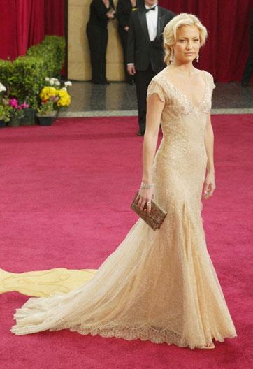 Kate Hudson Versace Dress