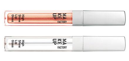 Makeup Factory High Shine Lip Gloss