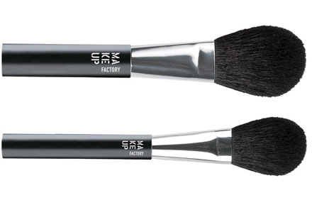 Makeup Factory Powder Brush and Blush Brush