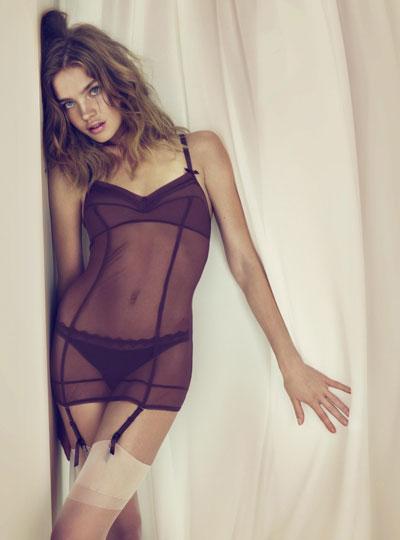 Natalia Vodianova Estam Line Ad Campaign
