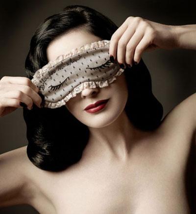 Dita Von Teese Eye Mask