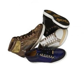 Jimmy Choo Sneakers: Summer 2010 Collection