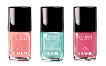 Chanel Les Pop Up Nail Polish