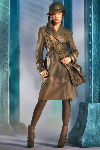 Christian Dior Vintage Collection Fall-Winter 2010-2011