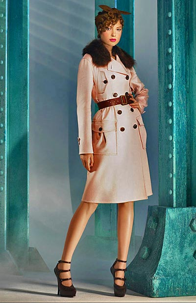 Christian Dior Vintage Collection Fall-Winter
