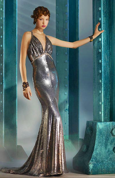 Christian Dior Vintage Collection for Fall-Winter 2010-2011