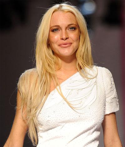 Emanuel Ungaro Lindsay Lohan