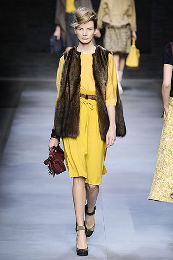 Fendi Furs Collection 2010