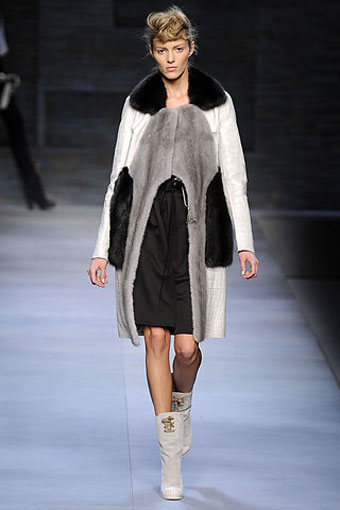 Karl Lagerfeld Furs Collection for Fendi