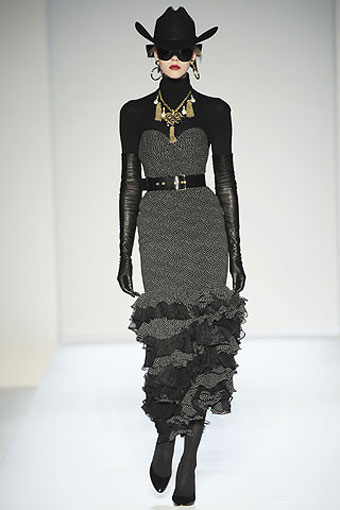 Moschino Collection Fall-Winter 2010-2011