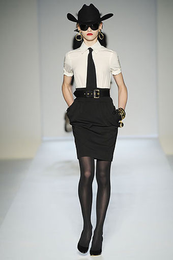 Moschino Collection Fall-Winter