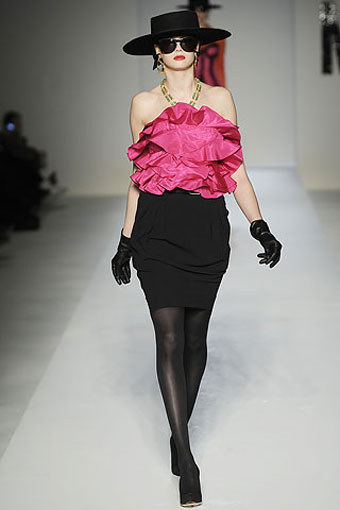 Moschino Milan Fashion Week Fall-Winter