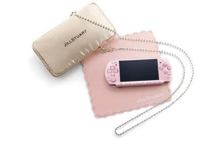 Jill Stuart Stylish Pink PSP