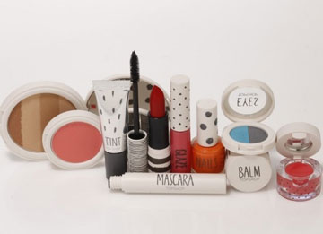 Topshop Makeup Line
