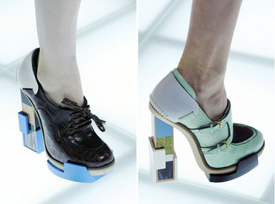Balenciaga Shoes 2010 Сollection