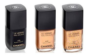 Chanel Nail Polish Le Vernis