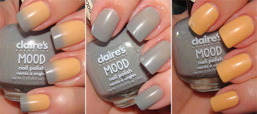 Claire Mood Nail Polish Darling-Innocent