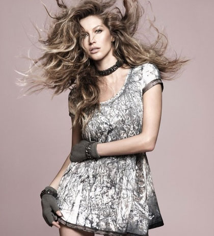 Gisele Bundchen Clothing Colcci Ad Campaign