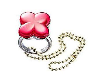 Hanae Mori Perfume Ring