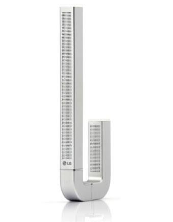 LG U-Shaped Bluetooth Speakers