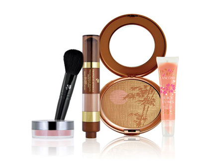 Lancome Bronze Riviera Makeup Collection