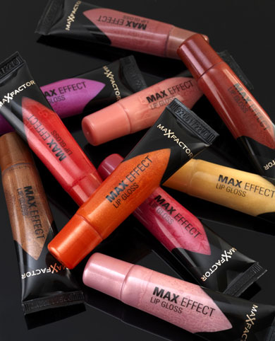 Max Factor Colour Effects Lip Glosses
