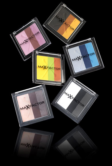 Max Factor Colour Effects Trio Eye Shadows