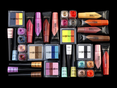 Max Factor Colour Effects