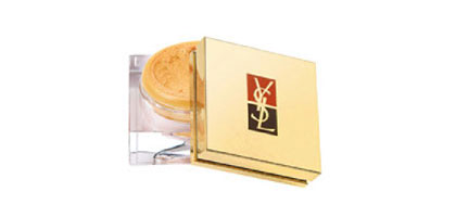 YSL Eyeshadows Fard Lumiere Aquaresistant Golden Sands