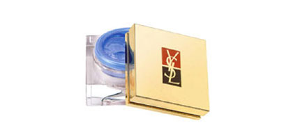 YSL Eyeshadows Fard Lumiere Aquaresistant Ultra Blue