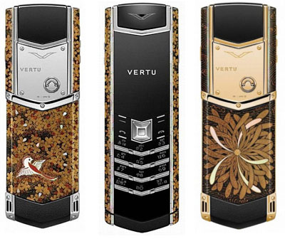 Vertu's Kissho Collection of Handests for All Seasons