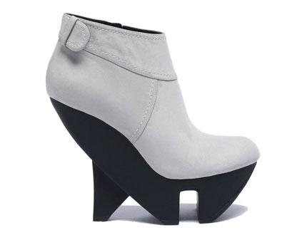 Art Shoes By Camilla Skovgaard