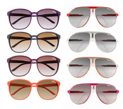 Carrera Sunglasses Collection