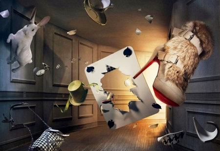 Christian Louboutin Ad Campaign