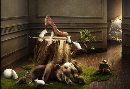 Christian Louboutin New Ad Campaign