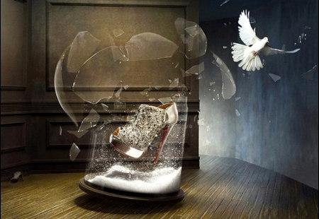 Christian Louboutin New Fairy Tale Ad Campaign