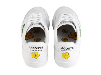Exclusive Collection by Lacoste and 10 Corso Como