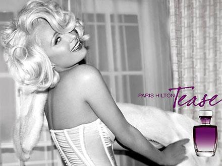 Fragrance Tease by Paris Hilton