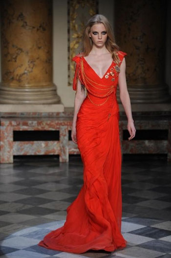 Haute Couture Zuhair Murad 2010 Collection