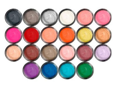 Make Up For Ever Colors