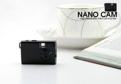 Nano Cam Digital Camera