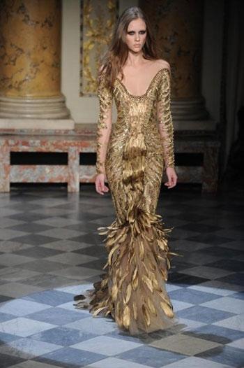 haute couture 2010 runway show from zuhair murad fashion