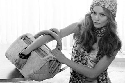 Vanessa Paradis Chanel